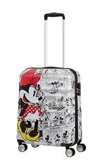 f5e037cf437 American Tourister Wavebreaker Disney Spinner Disney 55 Minnie Comics White