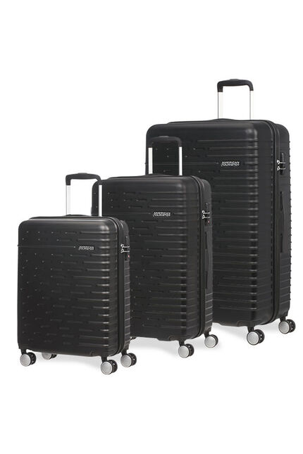 Hyperdash 3 PC Set A  Jet Black