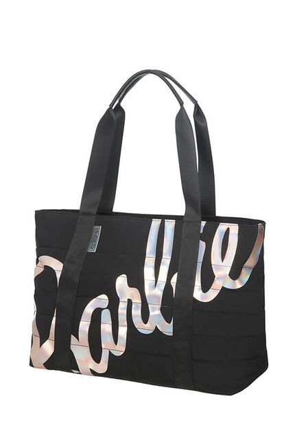 Modern Glow Barbie Shopper