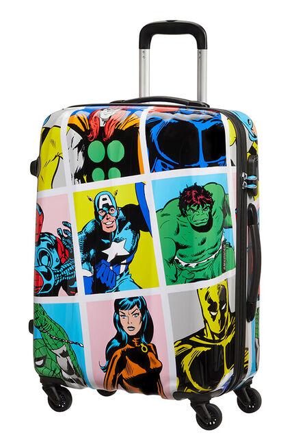 Marvel Legends Trolley mit 4 Rollen 65cm