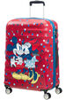 Wavebreaker Disney Trolley mit 4 Rollen 67cm Minnie Loves Mickey