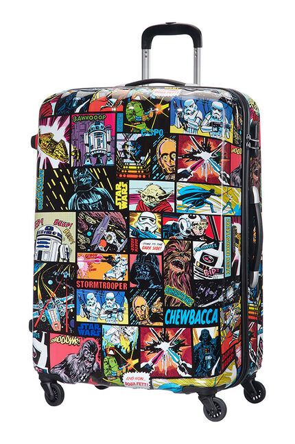 Star Wars Legends Trolley mit 4 Rollen 75cm