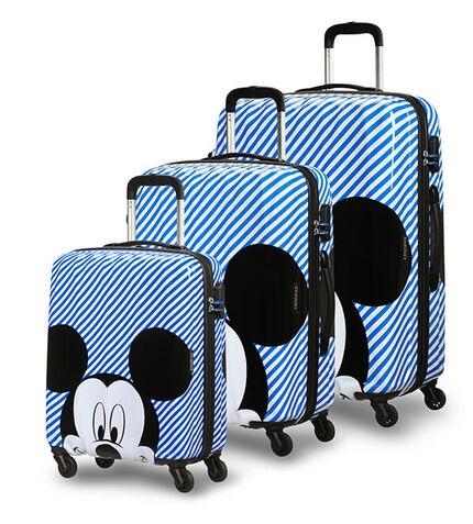 Hypertwist 3 PC Set B Disney  Mickey Stripes