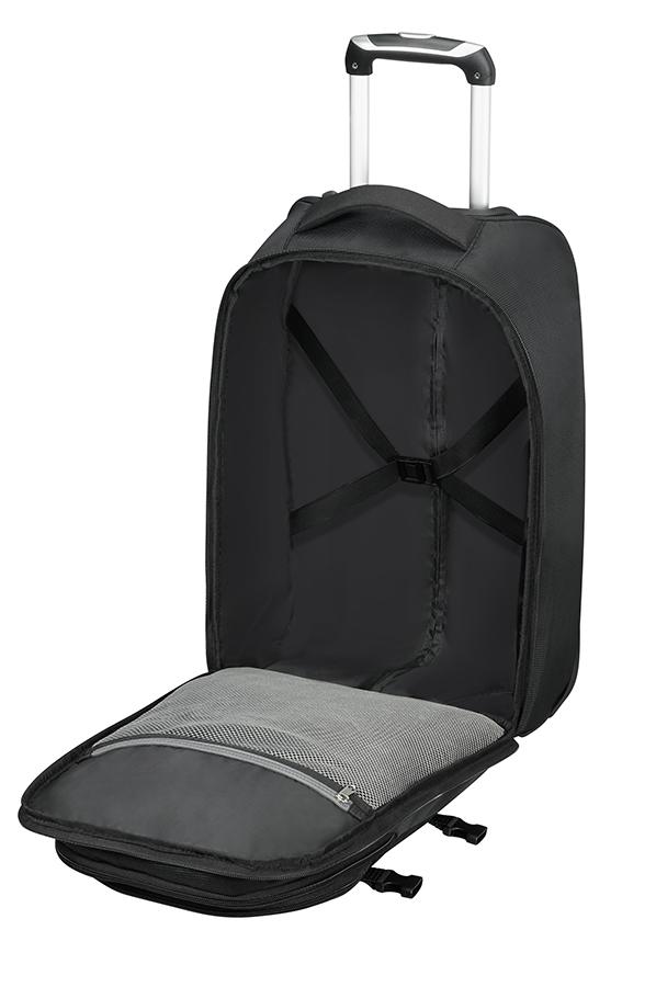 road quest reisetasche rucksack auf rollen american tourister. Black Bedroom Furniture Sets. Home Design Ideas