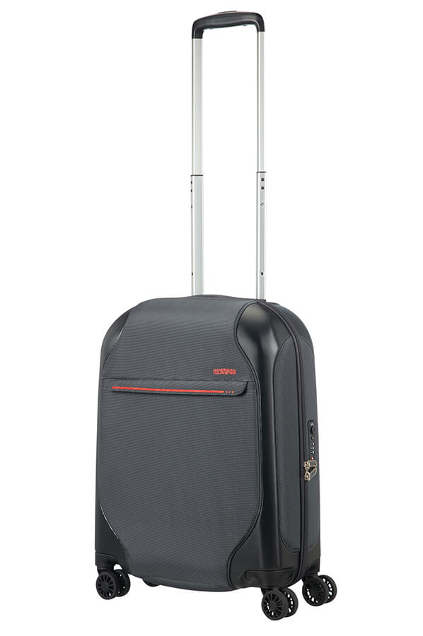 skyglider trolley mit 4 rollen 55cm american tourister. Black Bedroom Furniture Sets. Home Design Ideas